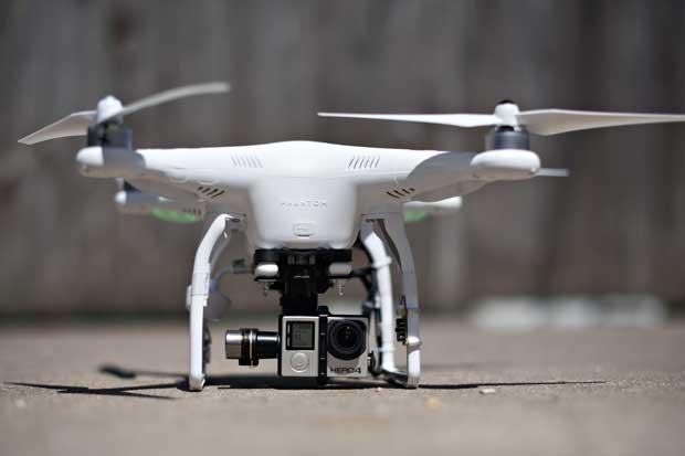 GoPro lanza nuevo drone con cámara para impulsar ventas