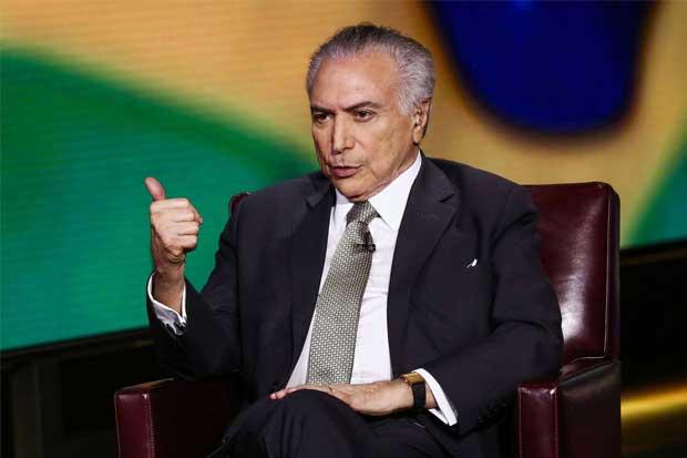 Michel Temer planea reformas drásticas en Brasil