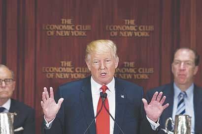"""""""Americanismo"""" de Trump se está pareciendo al de Paul Ryan"""