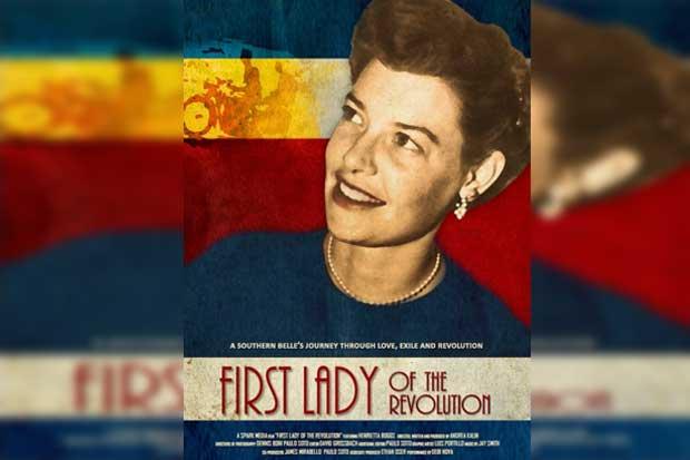 """Documental """"Primera Dama de la Revolución"""" se estrena mañana"""