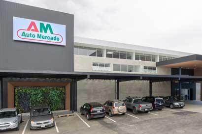 Nuevo Auto Mercado en Santo Domingo ofrecerá 100 plazas