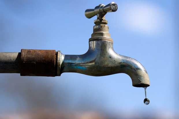 85 mil personas no tendrían agua hoy