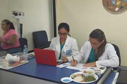 Consulta nutricional gratuita de UHispanoamericana recibe más de 2 mil personas
