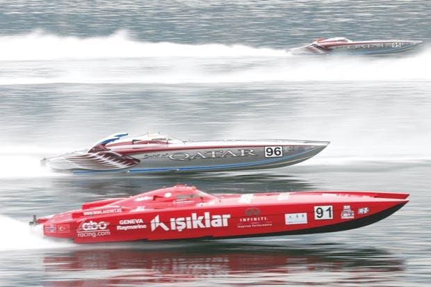 Olimpiadas censuran deportes de motor