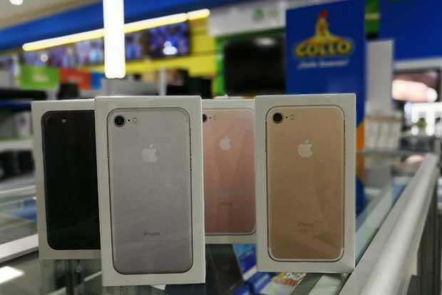 Gollo inicia venta de iPhone 7 esta tarde