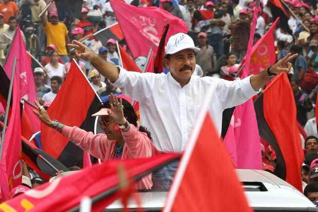 Estados Unidos eliminaría financiamiento a Nicaragua