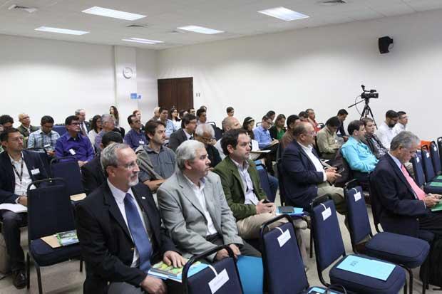 Seminario reunió expertos para hablar de la agricultura de precisión