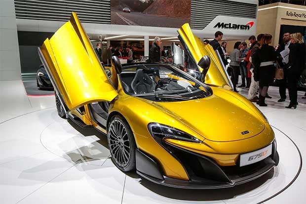 McLaren, la empresa de tecnología disfrazada que busca Apple