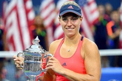 ¡Nueva reina del tenis!