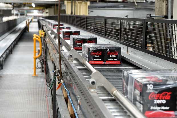 Coca Cola busca ingenieros industriales y profesionales en finanzas