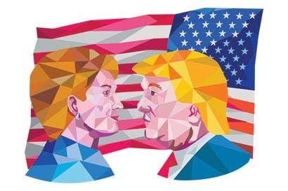 Disfrute hoy el debate de Hillary vs. Trump en Teatro Espressivo