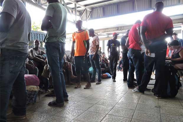 Migración deportará a 8 haitianos esta semana
