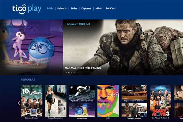 Tigo Play ya está disponible en el país