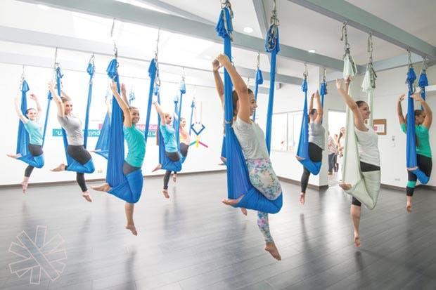 Descubra el ballet en el aire