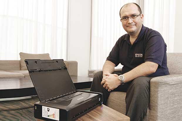 Impresora WF-100 de Epson se une a la lista de dispositivos móviles