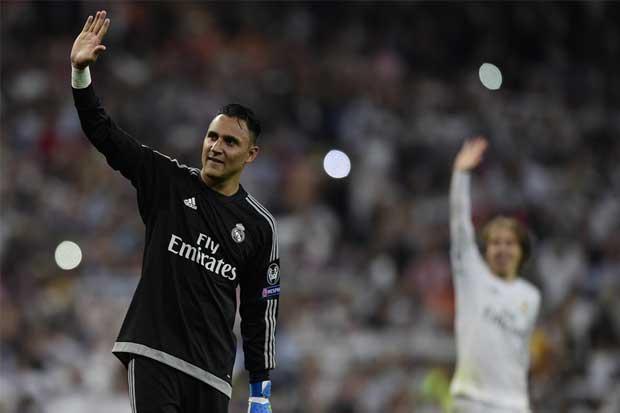 Keylor Navas regresa hoy a la titularidad del Real Madrid