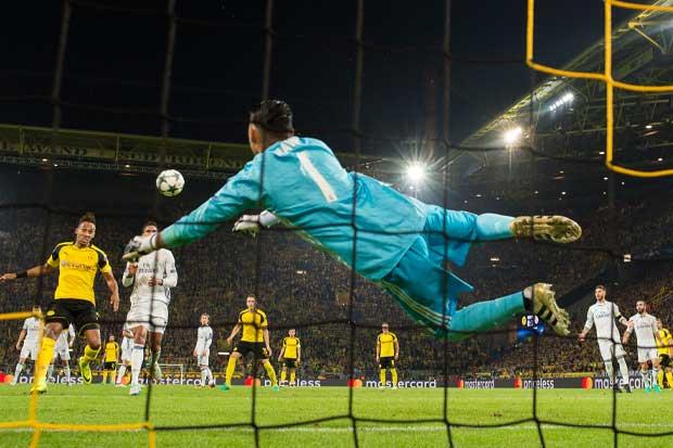 Horror marca regreso de Keylor con el Real Madrid