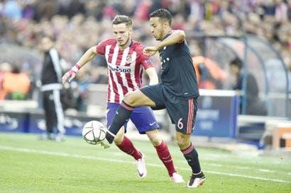 Vengativo Bayern intimida en Madrid