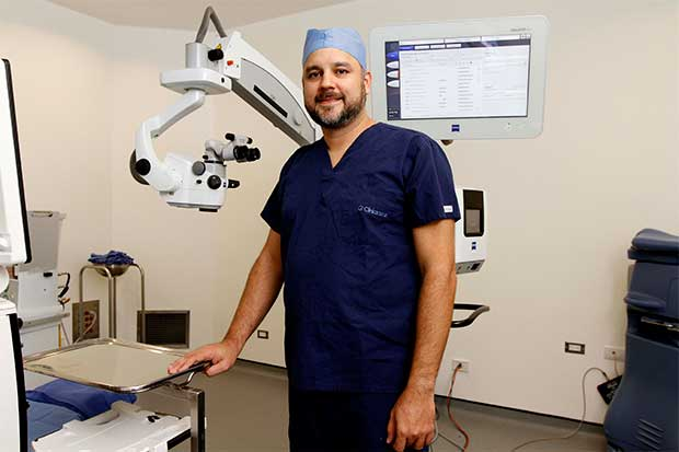 Equipo elimina cataratas y astigmatismo de forma más precisa