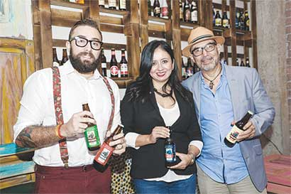 Beer Factory inauguró su tercer local