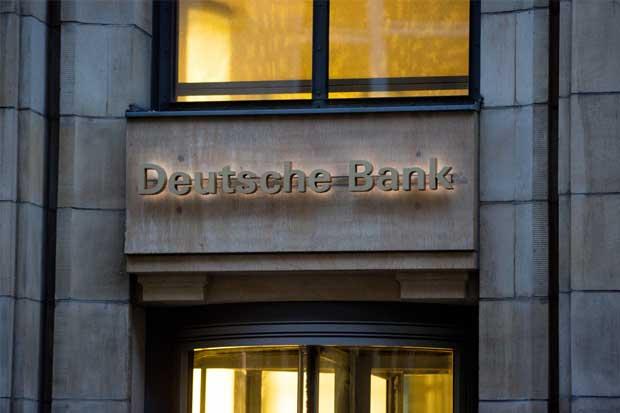 Problemas de Deutsche Bank alteran economía europea