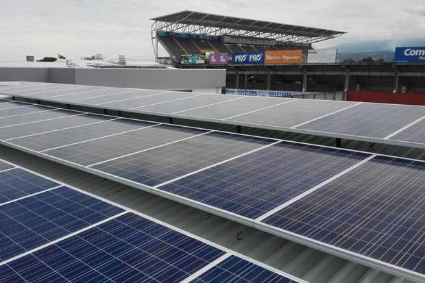 Energía Solar con baterías a su alcance