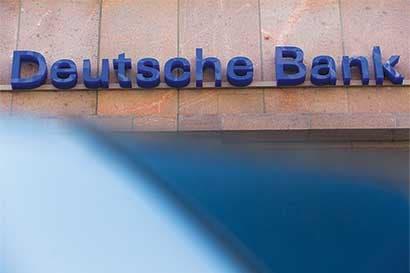 Inversores castigan a banca europea por crisis de Deutsche Bank