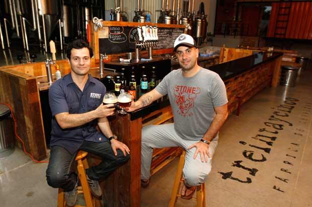 Stone Brewing Company se une con Treintaycinco para crear cerveza