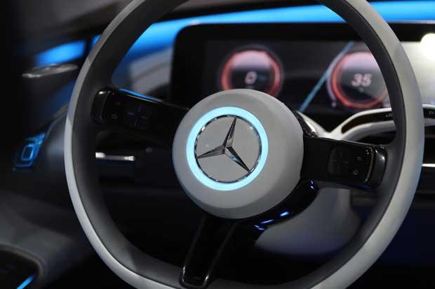 Mercedes-Benz planea nuevos carros eléctricos para competir con Tesla