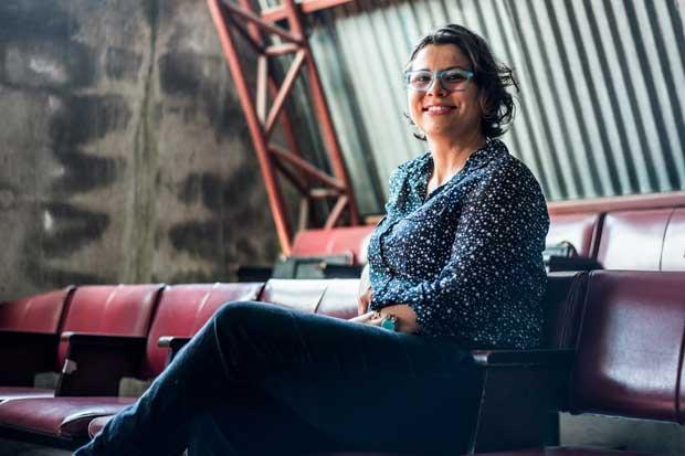 Tatiana Chaves asume dirección de la Compañía Nacional de Teatro