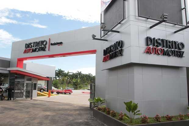 Distrito Automotriz inauguró primera sucursal regional en San Carlos