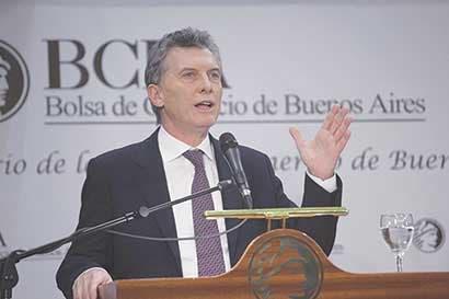 Niveles de pobreza destacan reto para presidente de Argentina