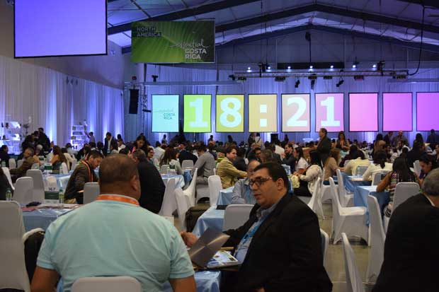 Encuentro de negocios generó 5 mil citas entre exportadores y compradores