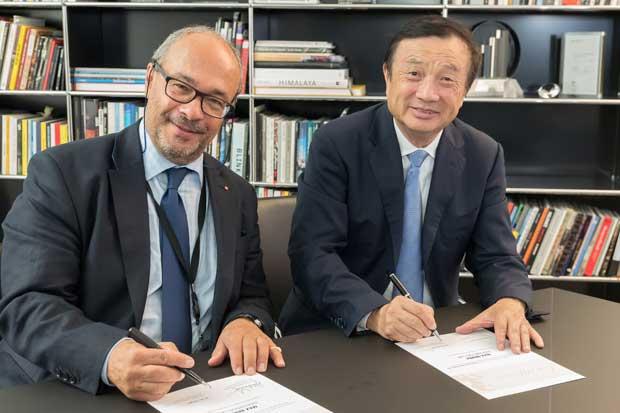 Huawei y Leica crearon centro en Alemania para mejorar calidad de imagen
