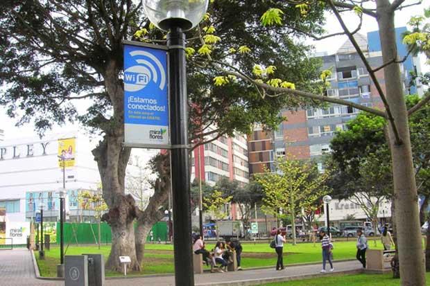País tendrá 240 puntos de acceso gratuito a Internet en 2018