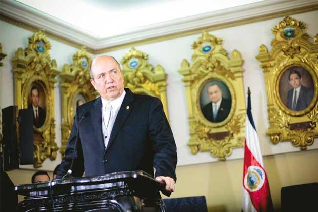 """Rafael Ortiz, precandidato del PUSC: """"Hoy tenemos un partido más unido"""""""