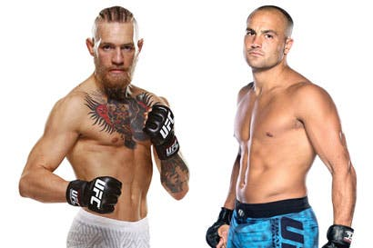 McGregor inaugura Nueva York en UFC