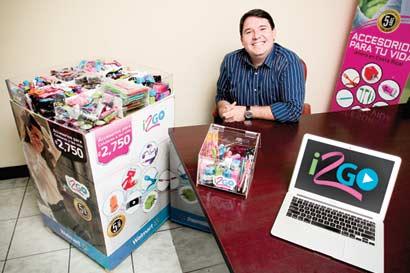"""Pyme de """"gadgets"""" impulsa su negocio en la región"""