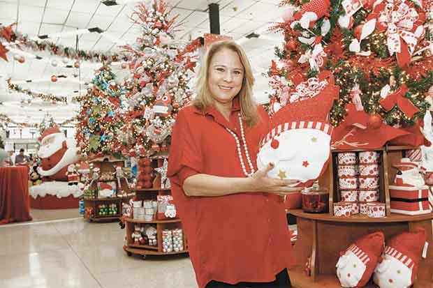 Tiendas Universal presentó sus tendencias navideñas
