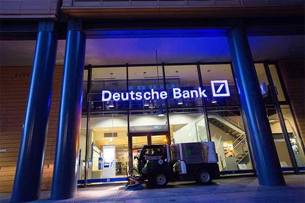 Deutsche Bank cuenta con una gran liquidez en medio de presiones