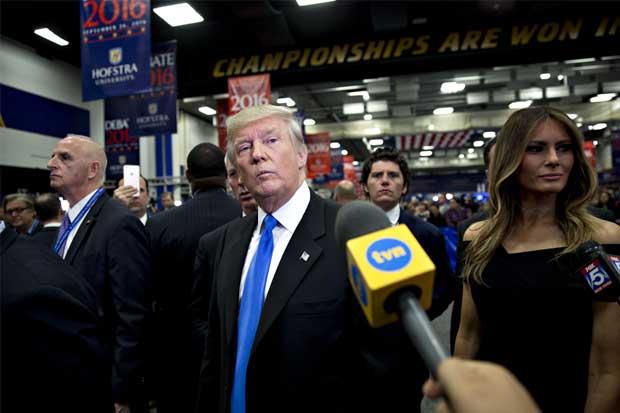 Fiscal ordena a Fundación Trump dejar de buscar donaciones en Nueva York