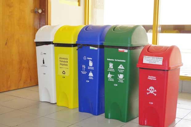 Recope recicló 3,2 toneladas de residuos en un año