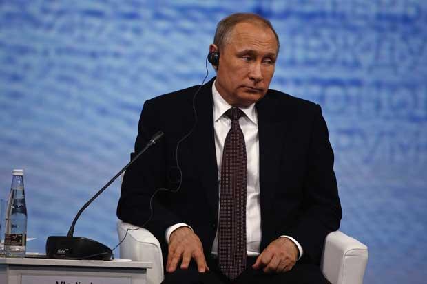 Vladimir Putin detiene pacto de plutonio y pide fin a sanciones por los EE.UU.