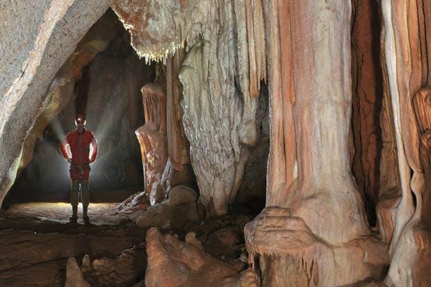 Domine las cavernas en Costa Rica