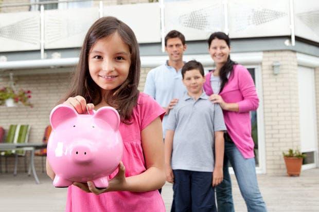 Motive el ahorro en sus hijos a temprana edad