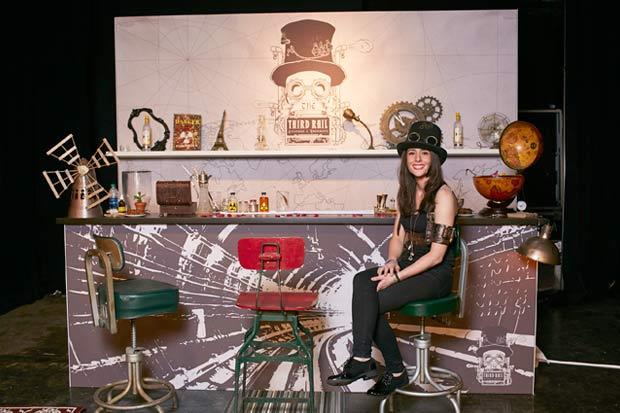 Jennifer Le Nechet es la bartender número 1 del mundo
