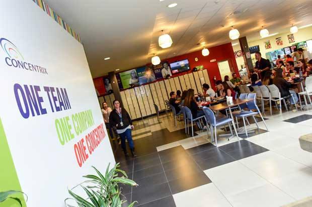 Concentrix ofrecerá puestos de contratación inmediata este jueves