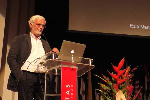 """""""Hay que considerar la superpoblación como una oportunidad"""", según influyente en diseño"""