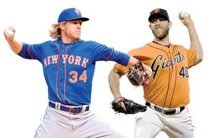Giants y Mets definen último comodín