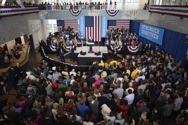 Voto a terceros candidatos en EEUU hará la diferencia esta vez